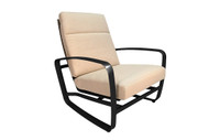 Brown Jordan Ciclo Cushion Motion Lounge Chair