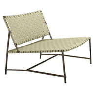 Brown Jordan Stretch Armless Lounge Chair