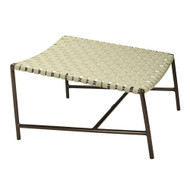 Brown Jordan Stretch Armless Ottoman
