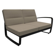 Brown Jordan Ciclo Sectional RAF Loveseat