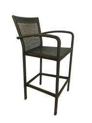 Brown Jordan Cove Bar Chair