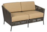 Woodard Sonata Love Seat