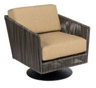 Woodard Sonata Swivel Lounge Chair