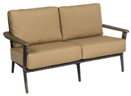 Woodard Draper Love Seat