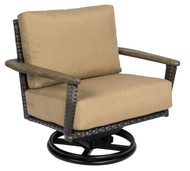 Woodard Draper Swivel Lounge Chair