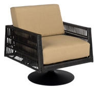 Woodard Maiz Swivel Lounge Chair
