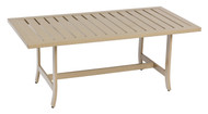 Woodard Seal Cove Rectangular Coffee Table