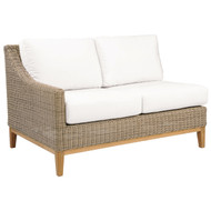 Kingsley Bate Replacement Cushions for Frances Deep Seating Sectional Left Arm Facing Love Seat(FN62)