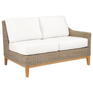 Kingsley Bate Frances Deep Seating Sectional Right Arm Facing Love Seat(FN63)