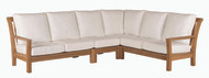 Furniture Cover Left Facing End Panel for Kingsley Bate Chelsea Sectional