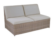 Kingsley Bate Milano Sectional Armless Love Seat