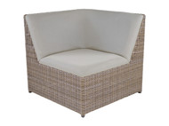 Kingsley Bate Milano Sectional Square Corner Chair