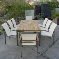 Kingsley Bate Tivoli 9 Piece Dining Set
