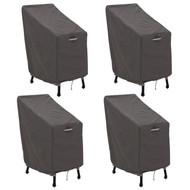 Ravenna Patio Bar Chair & Stool Cover - 4 pack