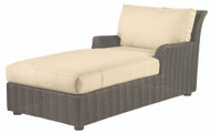 Woodard Aruba Chaise Lounge