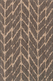 Isle Collection Charcoal/Mocha Rug