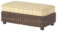 Woodard Sonoma Ottoman and a Half
