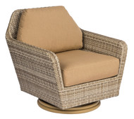 Woodard Pueblo Swivel Lounge Chair