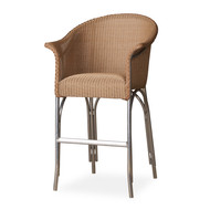 Lloyd Flanders All Seasons Padded Bar Stool