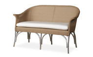 Lloyd Flanders All Seasons Cushioned Settee