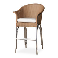 Lloyd Flanders All Seasons Cushioned Bar Stool
