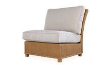 Lloyd Flanders Hamptons Armless Sectional Chair