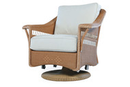 Lloyd Flanders Nantucket Swivel Glider Lounge Chair