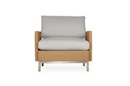 Lloyd Flanders Woven Elements Lounge Chair