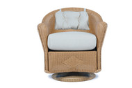 Lloyd Flanders Replacement Cushions for Reflections Swivel Dining Chair With Back Pad