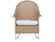 Lloyd Flanders Replacement Cushion for Universal Loom High Back Porch Rocker 5236