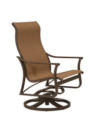 Tropitone Corsica Sling Swivel Action Lounger