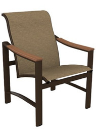Tropitone Brazo Sling Dining Chair