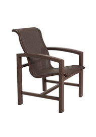 Tropitone Lakeside Sling Dining Chair