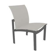 Brown Jordan Parkway Sling Dining Side Chair