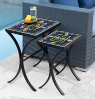 KNF Lake Como Nesting Tables