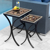 KNF Provence Nesting Tables
