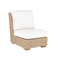 Kingsley Bate St Barts Sectional - Armless Chair