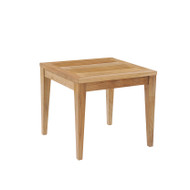 "Kingsley Bate Tribeca 20"" Square Side Table"