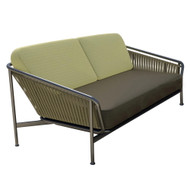 Brown Jordan Prevue Loveseat Lounger