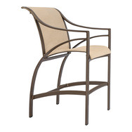 Brown Jordan Pasadena Sling Balcony Chair
