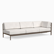 Brown Jordan Parkway Modular Sectional RAF Sofa