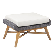 Replacement Cushion for  Kingsley Bate Zona Ottoman (ZN10)
