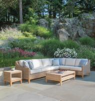 Furniture Cover Left Facing End Panel for Kingsley Bate Frances Sectional