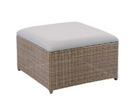 Furniture Cover for Kingsley Bate Milano Sectional Ottoman (MO31)