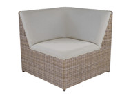 Furniture Cover for Kingsley Bate Milano Sectional Square Corner Chair (MO27)