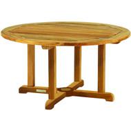 """Kingsley Bate Essex - 36"""" Outdoor Teak Coffee Table"""