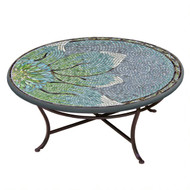 "KNF 36"" Round Lovina Coffee Table"