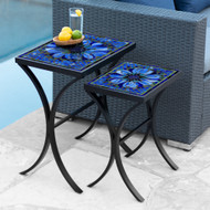 KNF Bella Bloom Nesting Tables