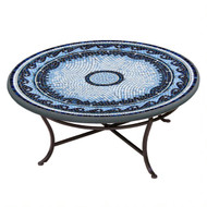 "KNF 36"" Round Navagio Coffee Table"