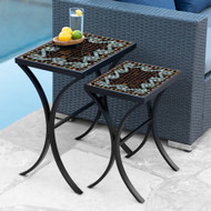 KNF Oasis Nesting Tables
